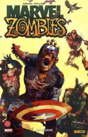 Marvel Zombies 1 Famine