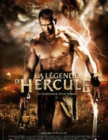La légende d'Hercule La naissance d'un héros